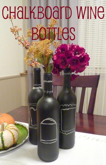 Recycling Glass Bottles For Table Decorations And Centerpieces 22