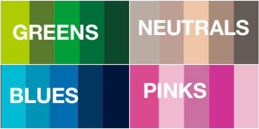 Just When You Ve Finally Mastered Rose Quartz And Serenity Blue Not To Mention The Top Ten Hues For This Fall Pantone Announced It S Adding A Whopping