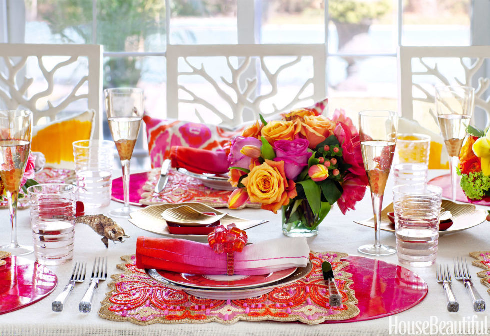 56 Of The Trendiest Table Settings Just In Time For The