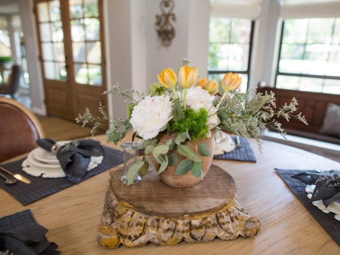 Dining Room Trends 2019 Dos And Don Ts For A Spectacular: PHOTO GALLERY: Fixer Upper Fan? Check Out 114 Flower