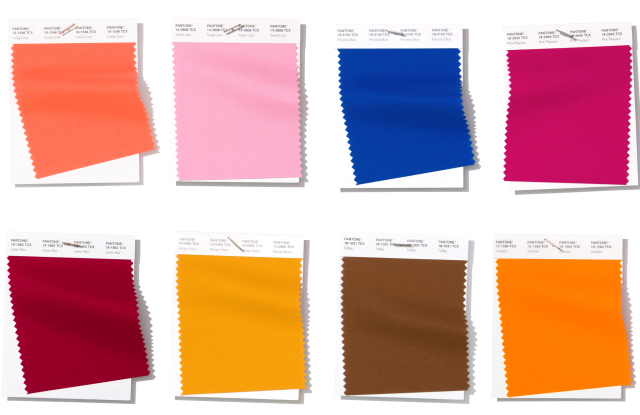 Empowering Colors Top Pantone 2019 Spring Color Trend ...
